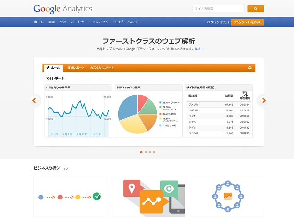 Google Analytics(1)