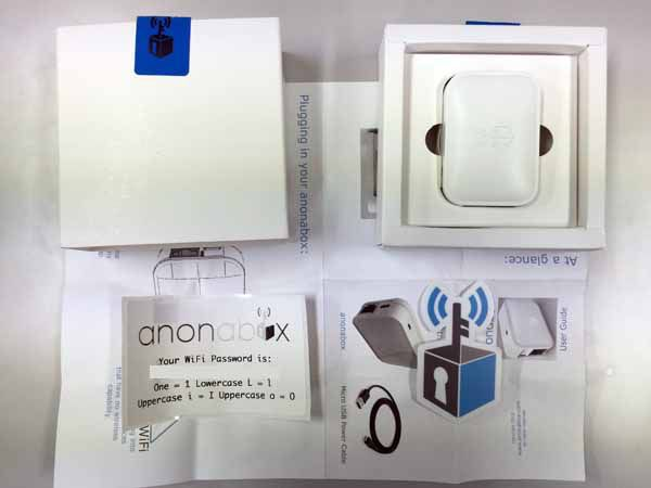 anonabox package